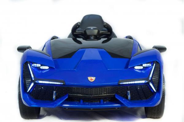 Электромобиль Lamborghini YHK2881 Синий