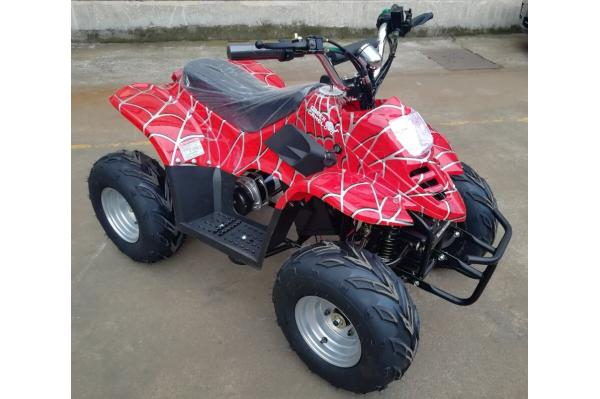 Электроквадроцикл GreenCamel Gobi K50