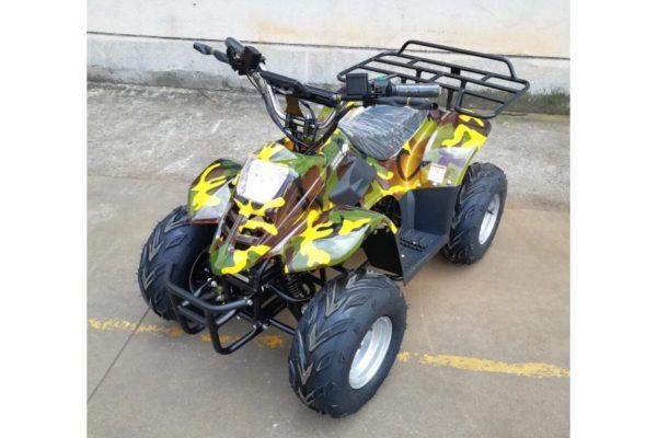 Электроквадроцикл GreenCamel Gobi K70