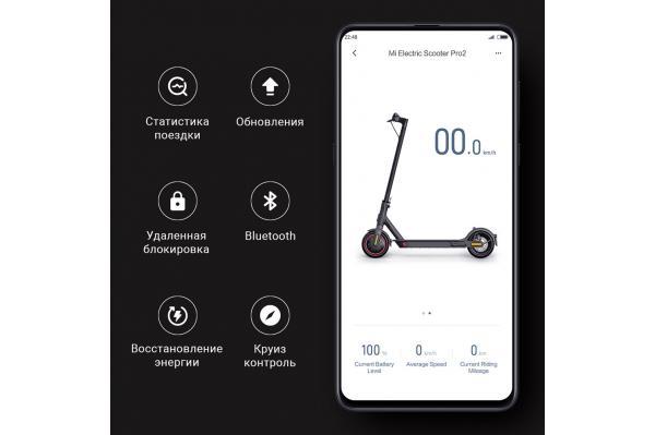 Электросамокат Xiaomi MIJIA M365 Pro 2