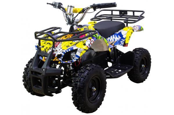 Электроквадроцикл ATV Classic 800W