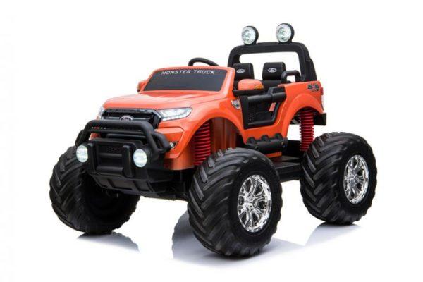 Электромобиль Ford Ranger Monster Truck 4WD DK-MT550 Оранжевый глянец