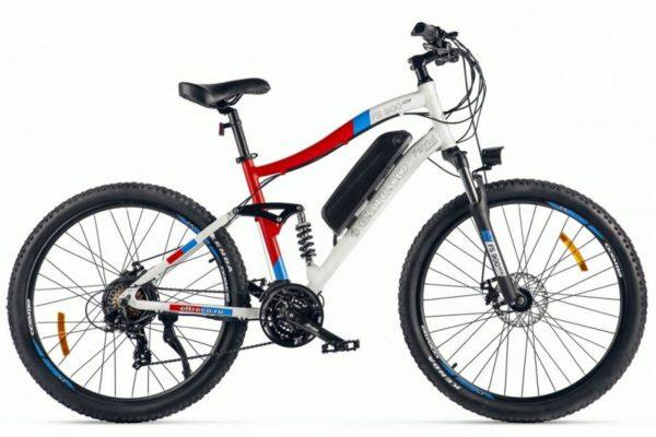 Велогибрид Eltreco FS900 new Триколор