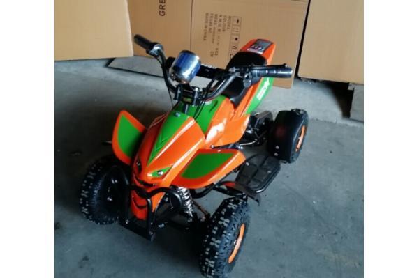 Электроквадроцикл GreenCamel Gobi K100