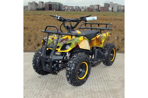 Электроквадроцикл GreenCamel Gobi K200
