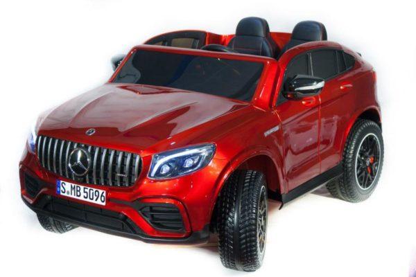 Электромобиль Mercedes-Benz AMG GLC63 2.0 Coupe Красный (краска)