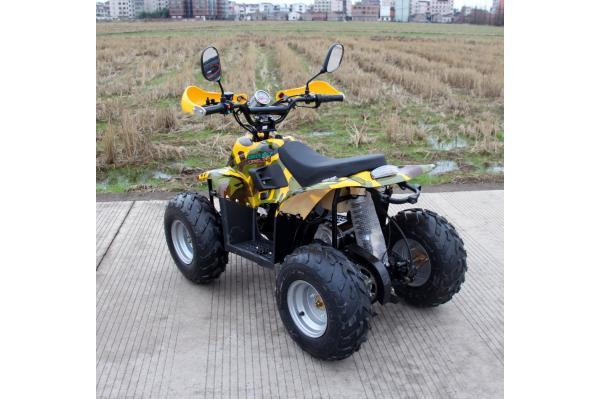 Электроквадроцикл GreenCamel Gobi K600