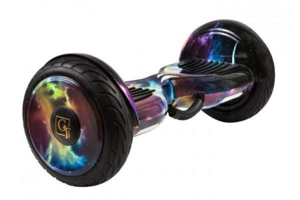 """Гироскутер Smart Balance Premium GT AQUA 10,5"""" Темный космос"""
