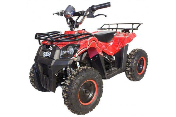 Электроквадроцикл GreenCamel Gobi K400