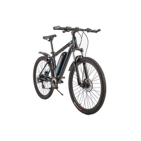 Велогибрид Kupper Unicorn Черно-голубой