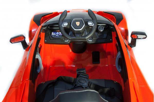 Электромобиль Lamborghini YHK2881 Красный