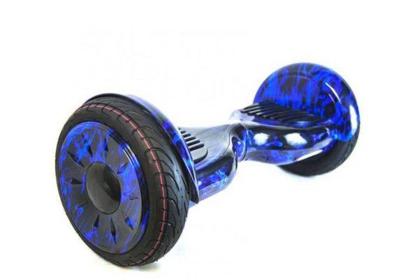 "Гироскутер MiniPro 10,5"" Синее пламя"