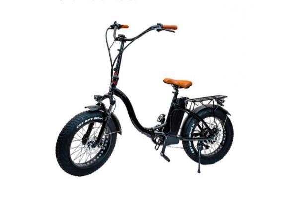 Электровелосипед Syccyba H2