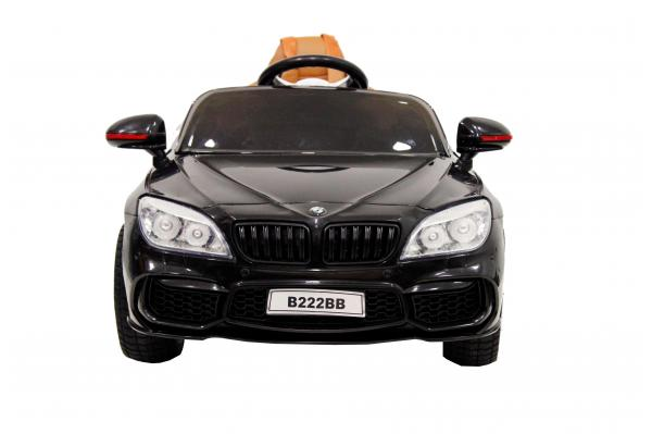 Электромобиль BMW В222ВВ Черный