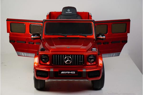 Электромобиль Mercedes-Benz G63 4WD K999KK Вишневый глянец
