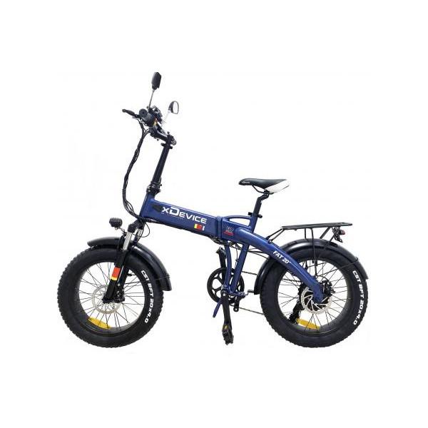 """Электровелосипед xDevice xBicycle 20"""" FAT модель 2020"""