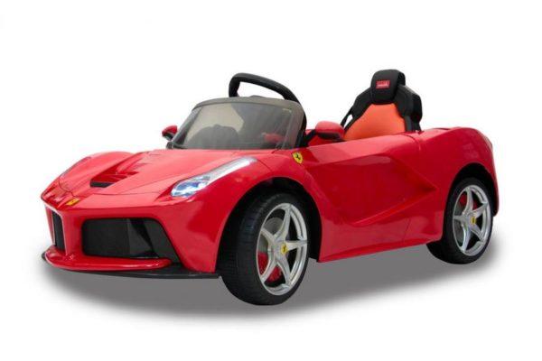Электромобиль Ferrari LaFerrari Красный