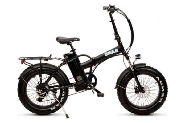 Электровелосипед BARS 750W