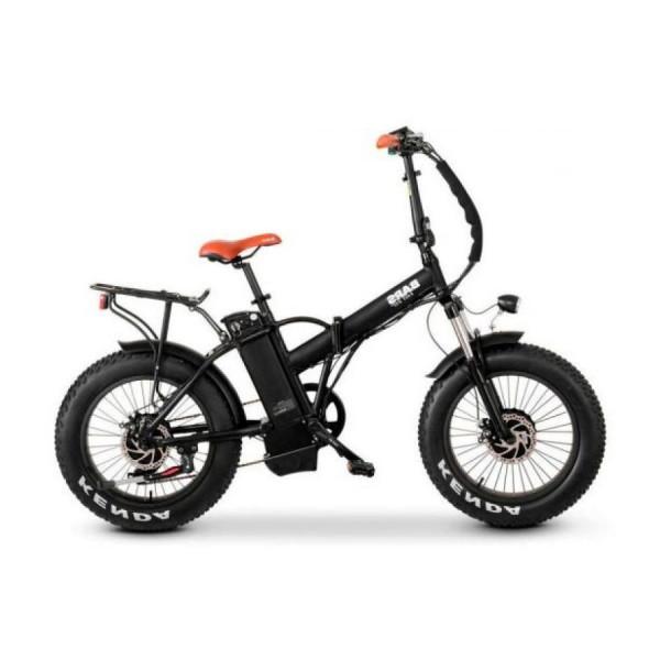 Электровелосипед BARS DUAL