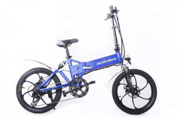 Электровелосипед Eccoffect F1 Premium