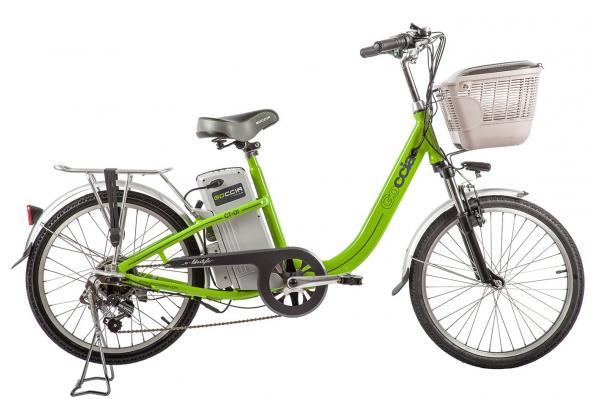Электровелосипед GOCCIA