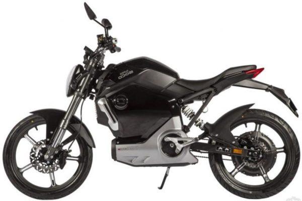 Электромотоцикл 1200W 60V SOCO