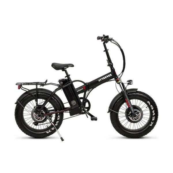 Электровелосипед BARS HARD DUAL