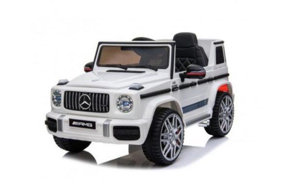 Электромобиль Mercedes-Benz G63 AMG BBH-0002 Белый