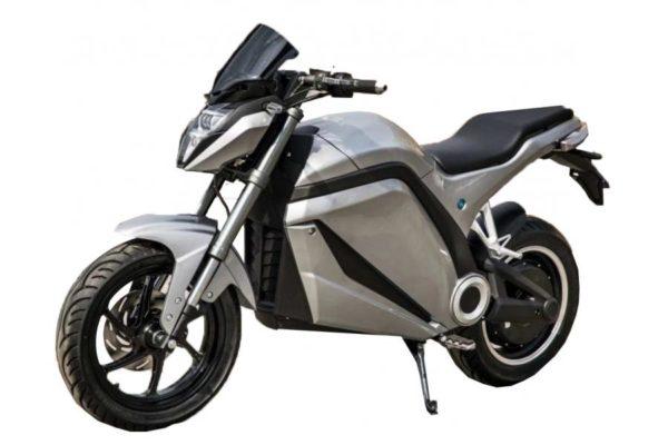 Электромотоцикл SImargl V5