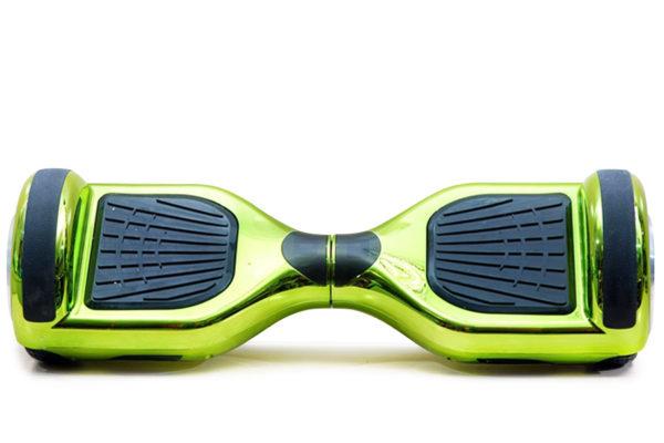 "Гироскутер Smart Balance Wheel 6.5"" Зеленый Хром"