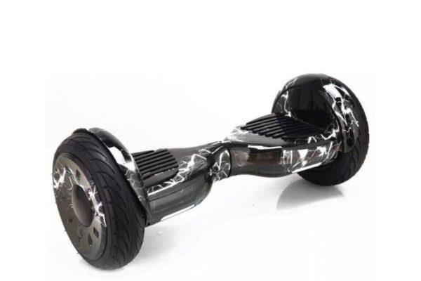 """Гироскутер MiniPro 10,5"""" Черная молния"""