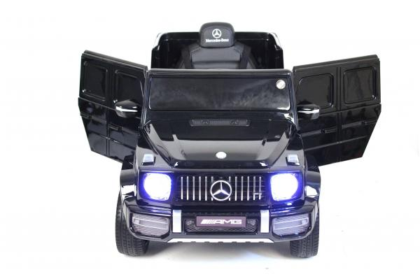 Электромобиль Mercedes-Benz G63 T999TT Черный