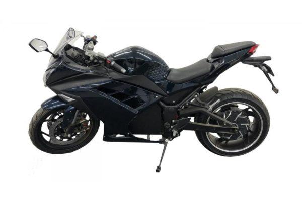 Электромотоцикл Кавасаки Ниндзя