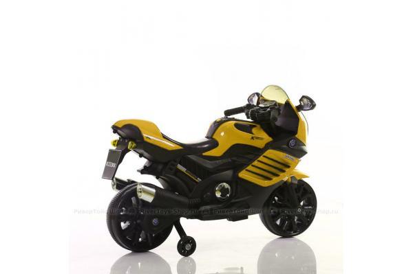 Электромотоцикл K333KK Желтый