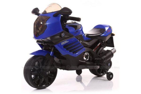 Электромотоцикл K333KK Синий