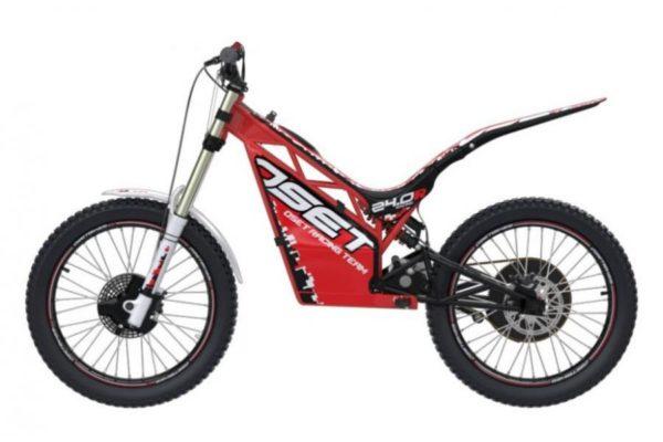 Электромотоцикл OSET 24 Racing