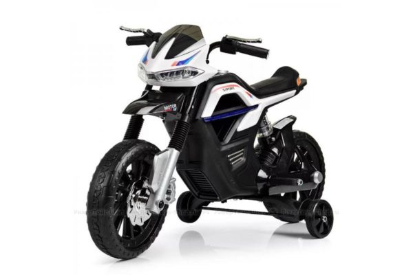 Электромотоцикл МОТО JT5158 Белый