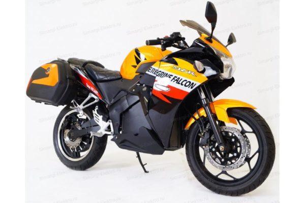 Электромотоцикл YCR